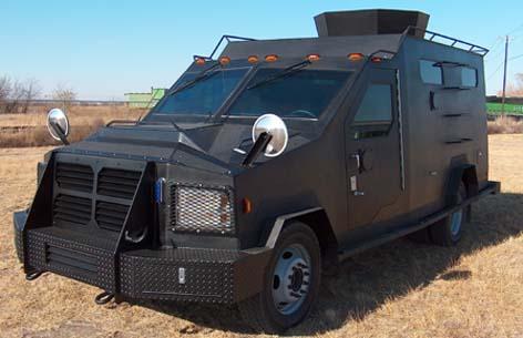 swat cars